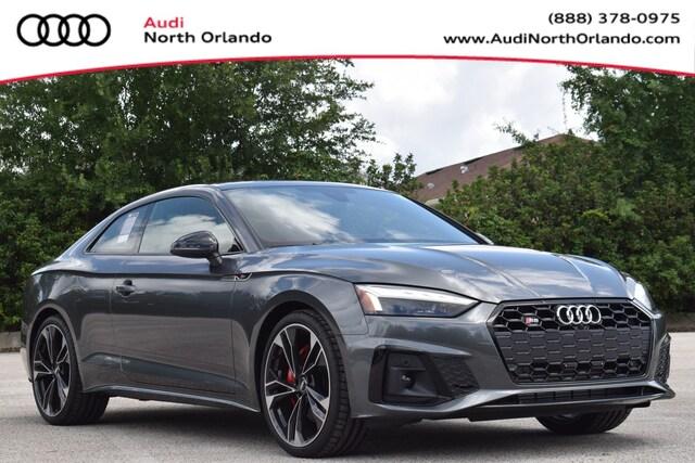 New 2020 Audi S5 3.0T Premium Plus Coupe WAUP4AF57LA005218 LA005218 for sale in Sanford, FL near Orlando