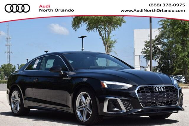 New 2020 Audi A5 2.0T Premium Plus Coupe WAUTNAF59LA003773 LA003773 for sale in Sanford, FL near Orlando