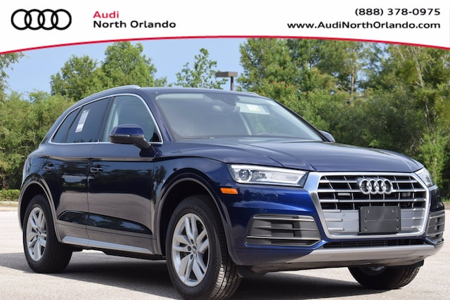 New 2020 Audi Q5 45 Premium SUV WA1ANAFY1L2087077 L2087077 for sale in Sanford, FL near Orlando