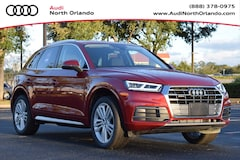 New 2018 Audi Q5 2.0T Tech Premium SUV for sale in Sanford, FL