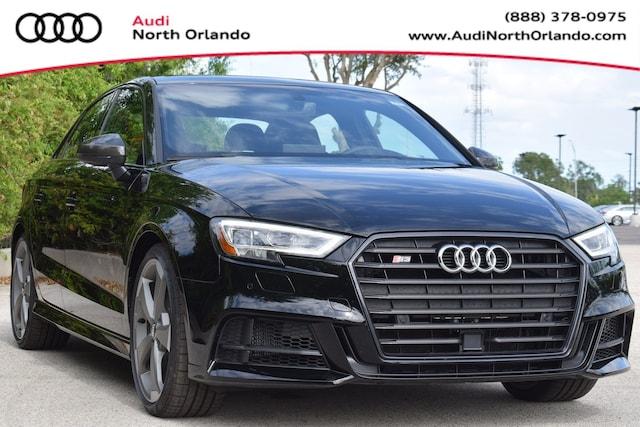 New 2019 Audi S3 2.0T Premium Plus Sedan for sale in Sanford, FL