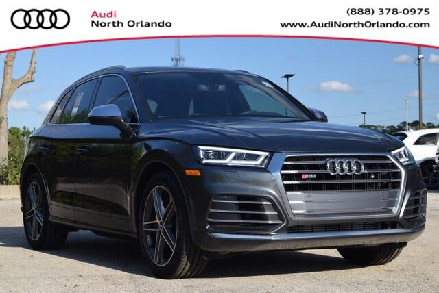 New 2019 Audi SQ5 3.0T Premium Plus SUV for sale in Sanford, FL