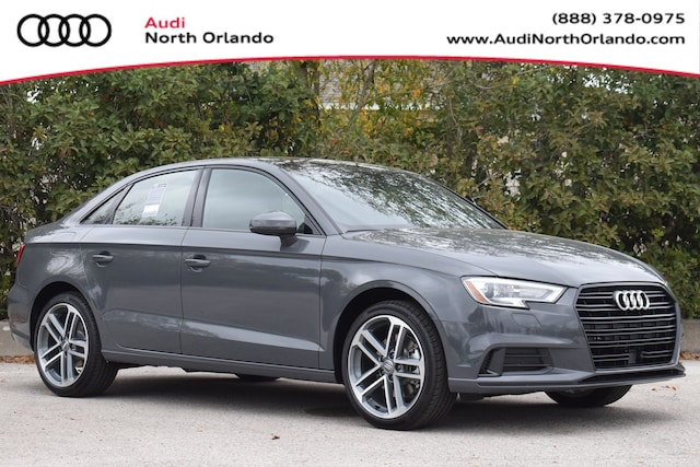 New 2020 Audi A3 2.0T Premium Sedan WAUAUGFF0LA040085 LA040085 for sale in Sanford, FL near Orlando