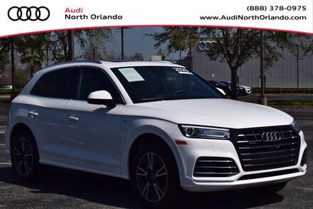 2020 Audi Q5 e Premium SUV