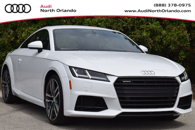 New 2019 Audi TT 2.0T Coupe for sale in Sanford, FL