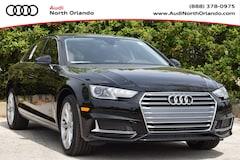 New 2019 Audi A4 2.0T Premium Sedan WAUGMAF49KA034046 for sale in Sanford, FL