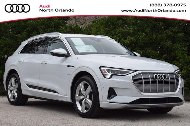 Used 2019 Audi e-tron Premium Plus SUV WA1LAAGE0KB010109 KB010109 for sale in Sanford, FL near Orlando