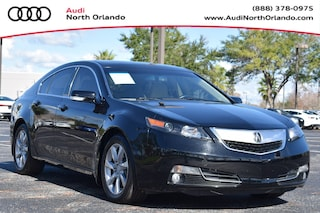 2012 Acura TL Tech Auto Sedan