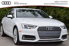 New 2019 Audi A4 2.0T Premium Plus Sedan WAUHMAF49KA040711 for sale in Sanford, FL
