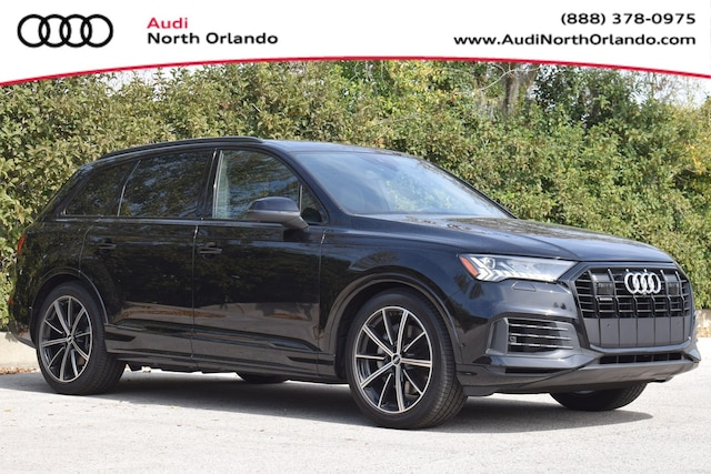 New 2020 Audi Q7 Prestige Sport Utility Vehicle WA1VXAF77LD000788 LD000788 for sale in Sanford, FL near Orlando