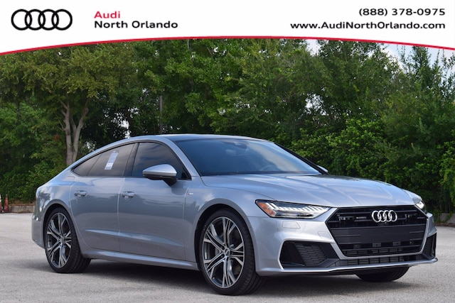 New 2020 Audi A7 55 Prestige Sportback WAUV2AF29LN086511 LN086511 for sale in Sanford, FL near Orlando