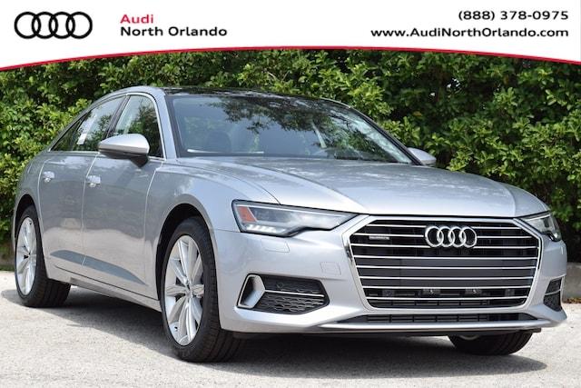 New 2019 Audi A6 45 Premium Sedan WAUD8AF23KN128986 KN128986 for sale in Sanford, FL