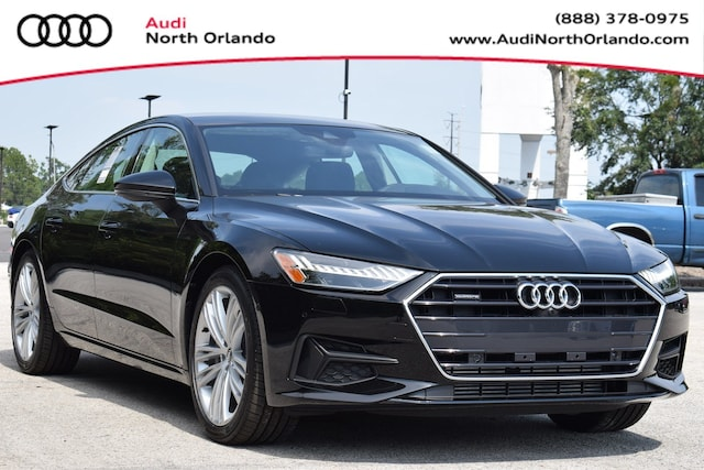 New 2019 Audi A7 3.0T Premium Plus Hatchback WAUR2AF28KN078139 KN078139 for sale in Sanford, FL near Orlando