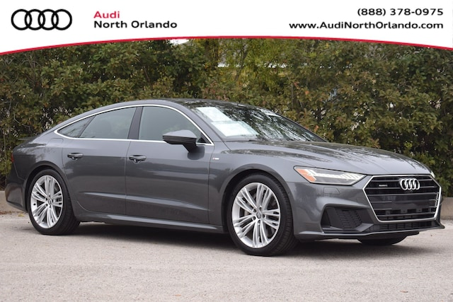 Used 2019 Audi A7 Premium Plus Hatchback WAUU2AF27KN129558 KN129558 for sale in Sanford, FL near Orlando
