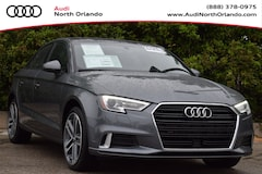 Used 2018 Audi A3 Premium Sedan for sale in Sanford, FL