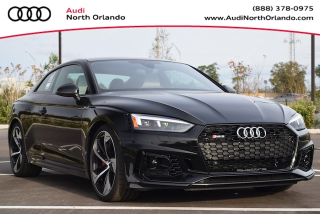 New 2019 Audi RS 5 2.9T Coupe for sale in Sanford, FL