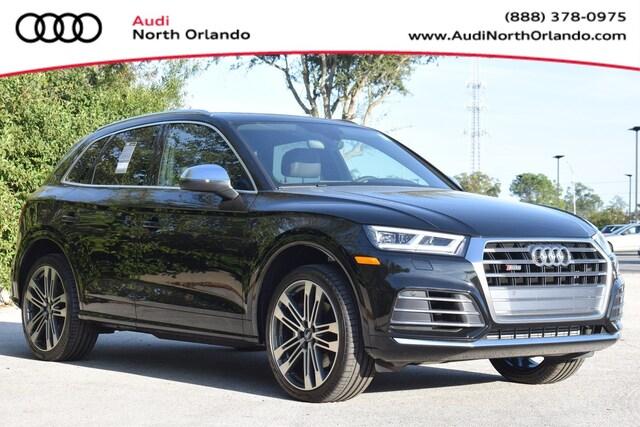 New 2020 Audi SQ5 3.0T Premium Plus SUV WA1B4AFY1L2039098 L2039098 for sale in Sanford, FL near Orlando