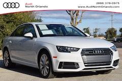 Certified Pre-owned 2018 Audi A4 Premium Sedan for sale in Sanford, FL