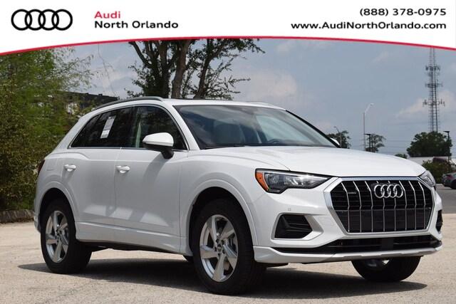New 2020 Audi Q3 45 Premium SUV WA1AECF30L1085293 L1085293 for sale in Sanford, FL near Orlando