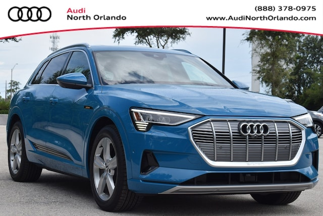 New 2019 Audi e-tron Prestige SUV WA1VABGE0KB013882 KB013882 for sale in Sanford, FL