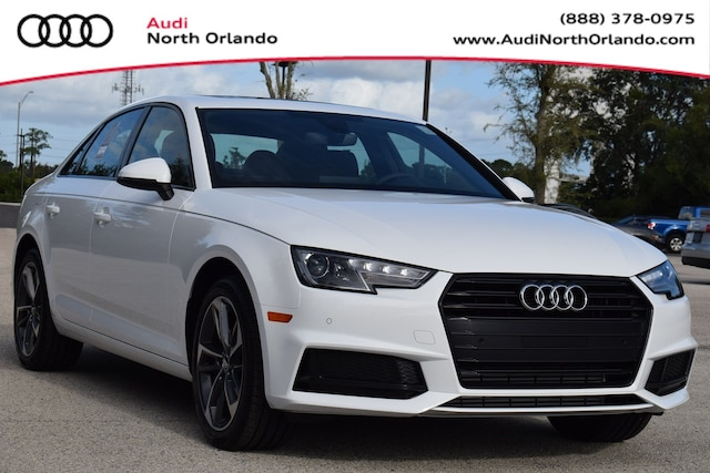 New 2019 Audi A4 2.0T Titanium Premium Sedan WAUGMAF43KA115012 KA115012 for sale in Sanford, FL