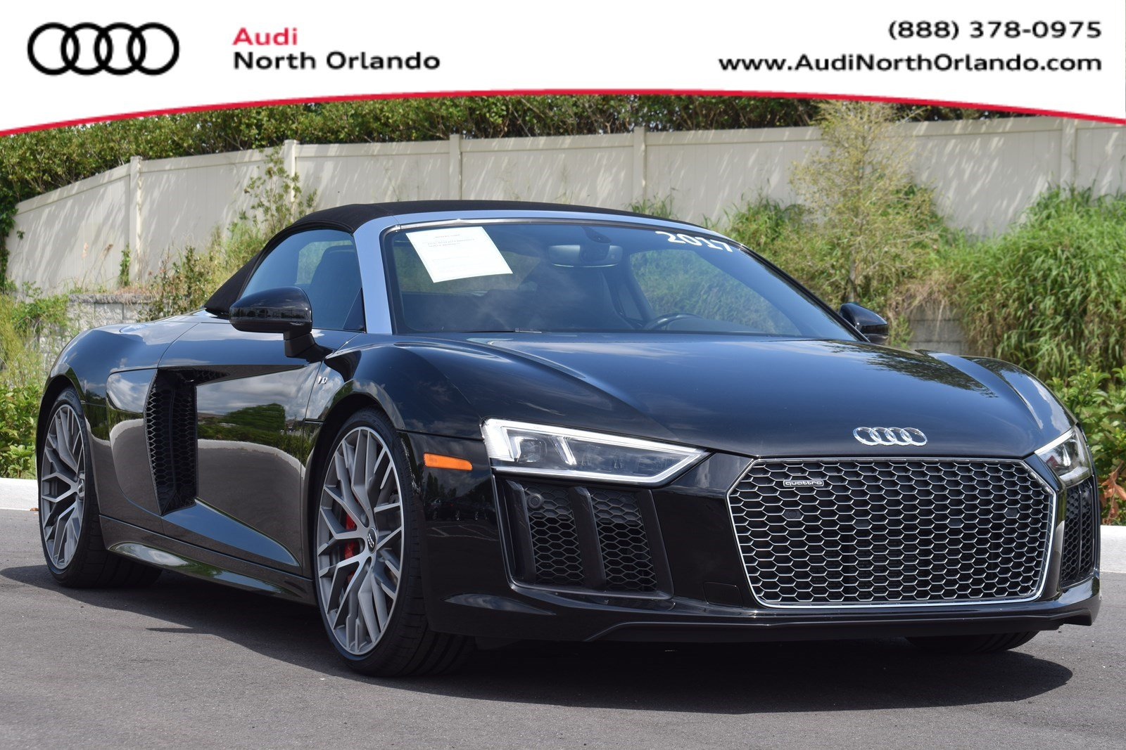 Used 2017 Audi R8 For Sale Sanford Fl Wuavacfx0h7904350