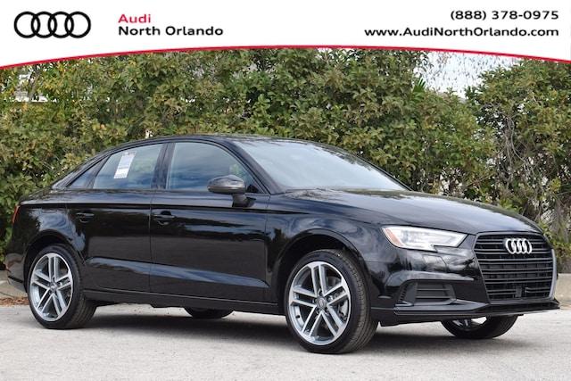 New 2020 Audi A3 2.0T Premium Sedan WAUAUGFF0LA041625 LA041625 for sale in Sanford, FL near Orlando