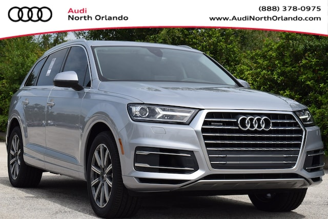 New 2019 Audi Q7 3.0T Premium SUV WA1AAAF74KD034136 KD034136 for sale in Sanford, FL near Orlando