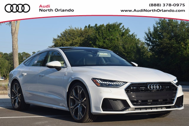 New 2020 Audi A7 55 Prestige Sportback WAUV2AF26LN085204 LN085204 for sale in Sanford, FL near Orlando