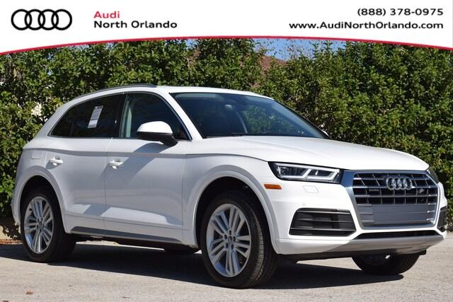 New 2020 Audi Q5 45 Premium Plus SUV WA1BNAFY4L2022292 L2022292 for sale in Sanford, FL near Orlando