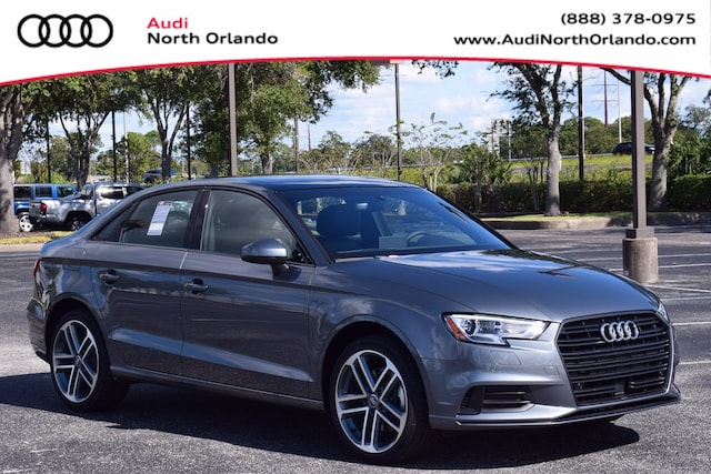 New 2020 Audi A3 2.0T Premium Sedan WAUAUGFF0LA102875 LA102875 for sale in Sanford, FL near Orlando