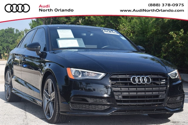 Audi Of Orlando >> Central Florida Certified Audi Inventory