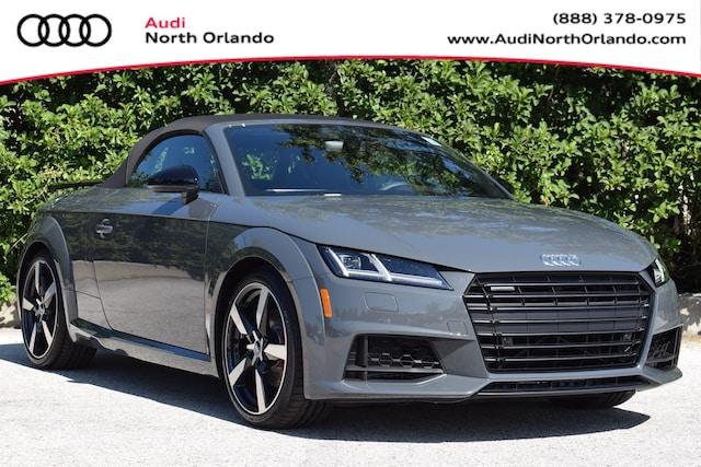 New 2020 Audi TT 2.0T Convertible TRUTECFV9L1000926 L1000926 for sale in Sanford, FL near Orlando