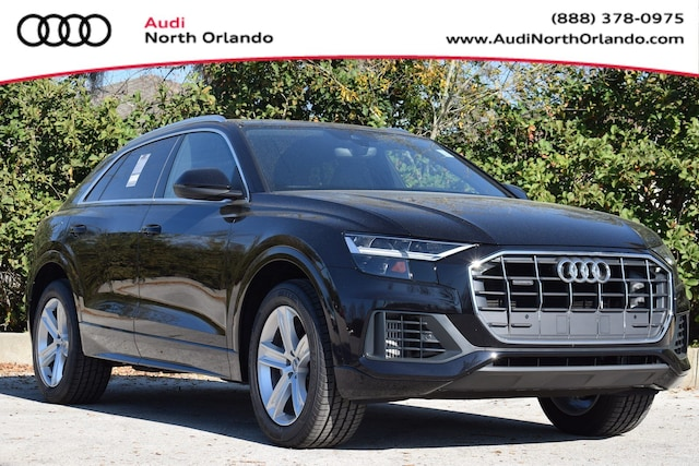 New 2019 Audi Q8 3.0T Premium SUV WA1AVAF13KD016324 KD016324 for sale in Sanford, FL near Orlando