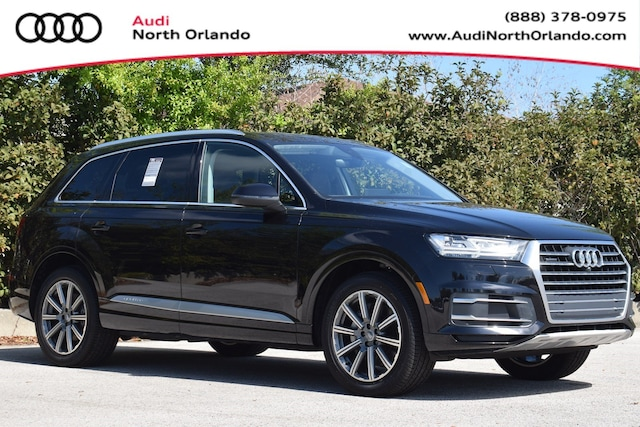 New 2019 Audi Q7 45 SE Premium SUV WA1LHAF7XKD043010 KD043010 for sale in Sanford, FL near Orlando