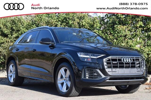 New 2019 Audi Q8 3.0T Premium SUV WA1AVAF12KD020459 KD020459 for sale in Sanford, FL near Orlando