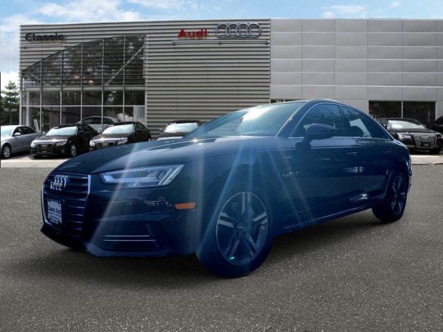 2018 Audi A4 Premium Plus Sedan