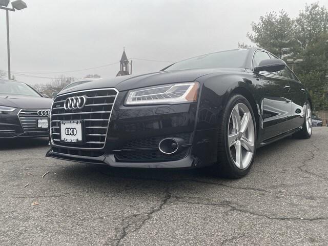 2018 Audi A8 Sport Sedan