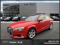 2018 Audi A3 Premium Sedan