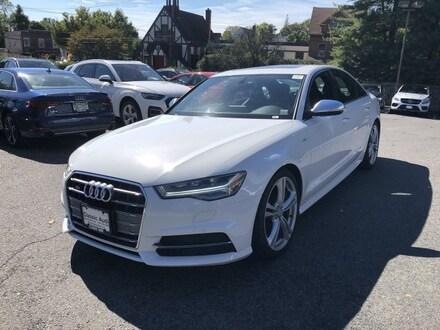 2018 Audi S6 Premium Plus Sedan