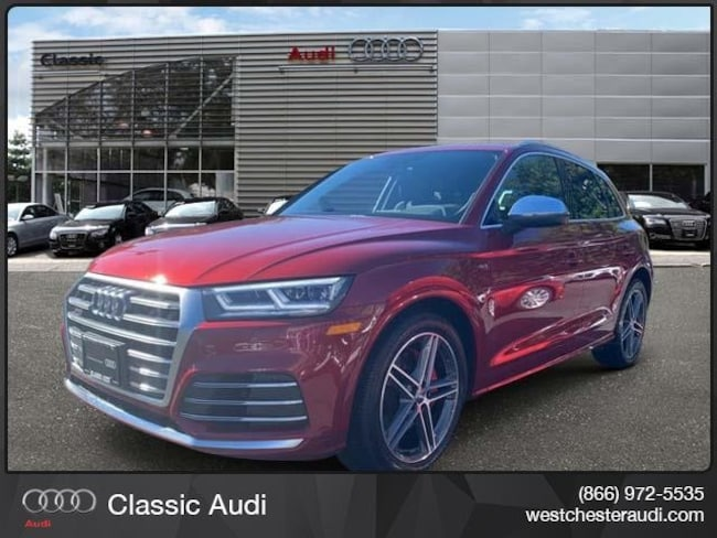 2018 Audi SQ5 Premium Plus SUV