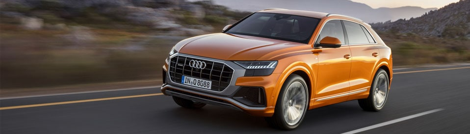 2019 Audi Q8 lease deals image