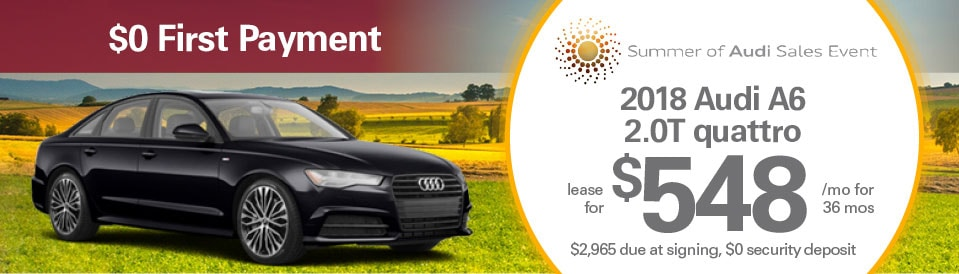 Audi A Lease Deals New Audi Dealership In Eastchester NY - Audi a6 lease