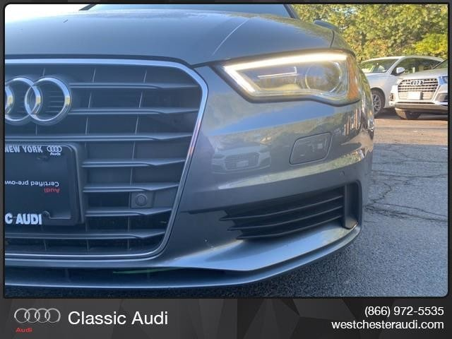 Used 2016 Audi A3 For Sale at Classic Audi   VIN