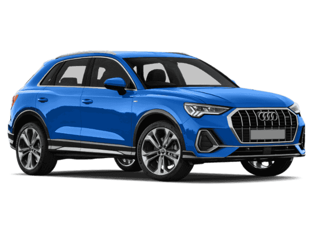 2020 Audi Q3 vs. 2020 GMC Yukon
