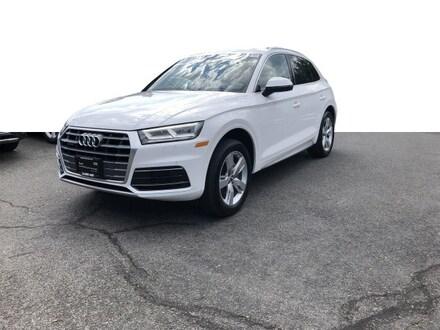 2018 Audi Q5 Premium Plus SUV