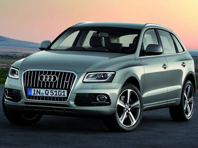 2015 Audi Q5 vs. 2015 Mercedes-Benz GLK350