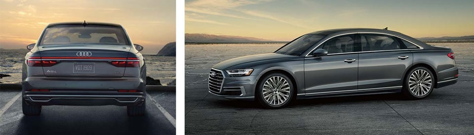 2019 Audi A8 lease deals image