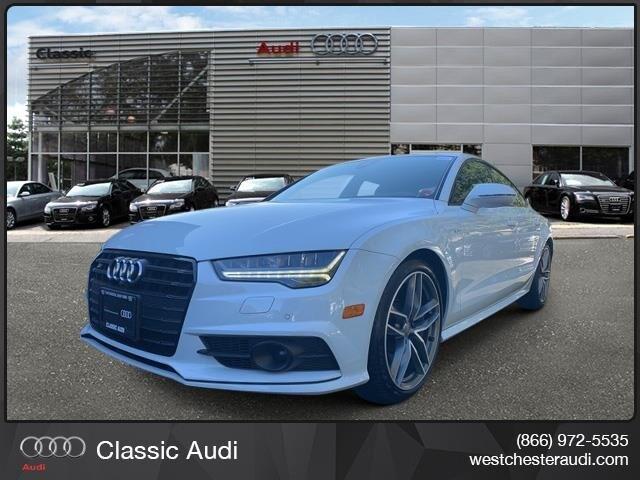 2016 Audi S7 4.0t Sedan