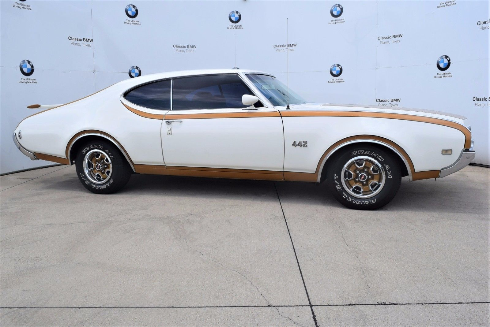 1969 Oldsmobile 442 Holiday Coupe  2dr Coupe